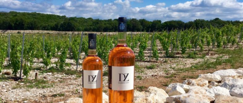 Vin Rose Domaine Zuria