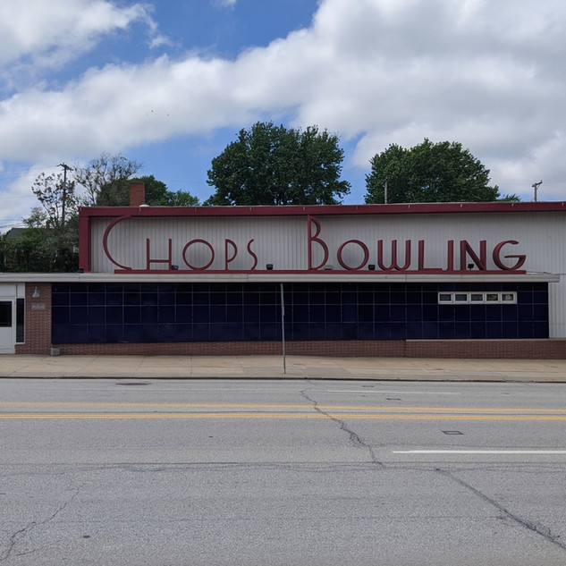 Chop's Bowling Alley