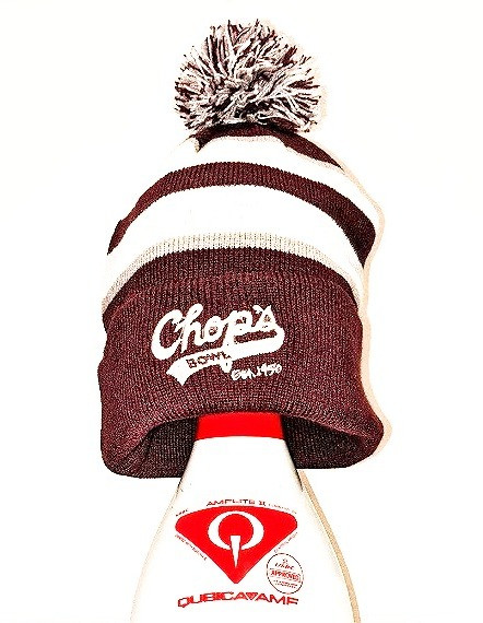 Maroon Stocking Cap