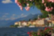 View-on-coast-line-of-Bellagio-on-Lake-C