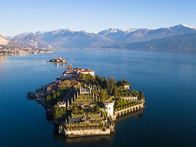 Isola-Bella-on-Lake-Maggiore-from-bird-v
