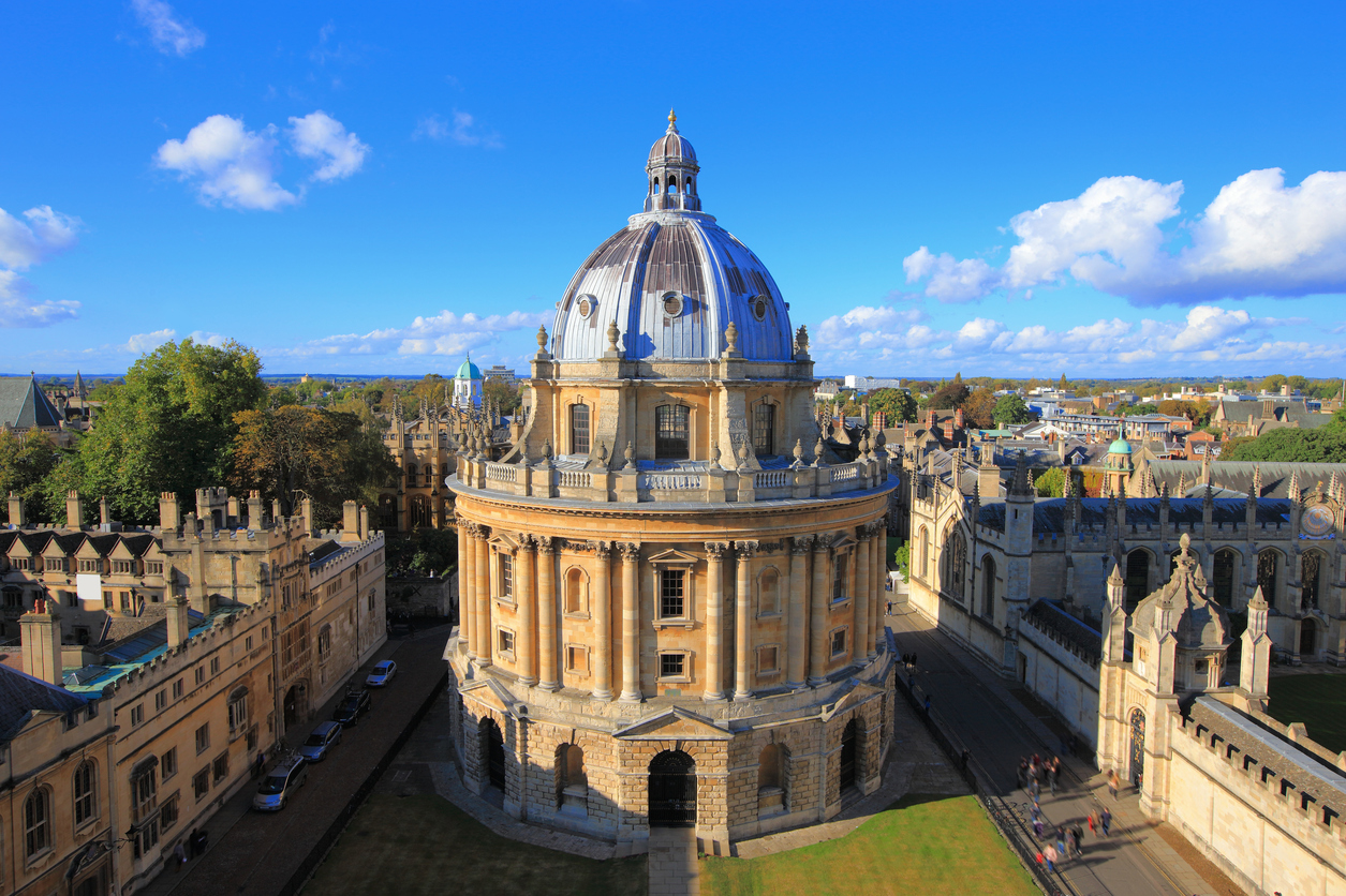 Oxford Bodium Library