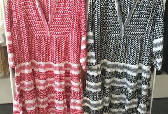 Kleid Ethnomuster