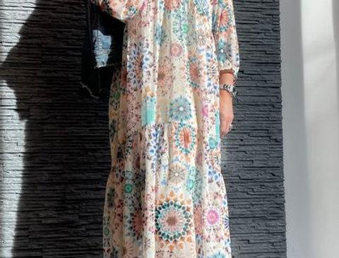Kleid Harper Seidencrepe Dea Kudibal