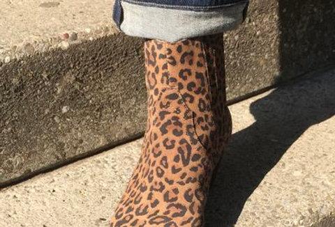 Boots Leopard Ash