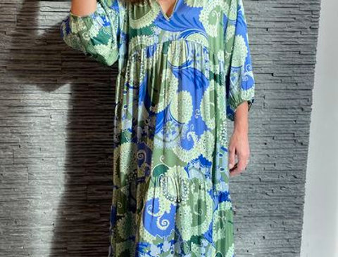 Kleid Harper Seidenstretch Dea Kudibal
