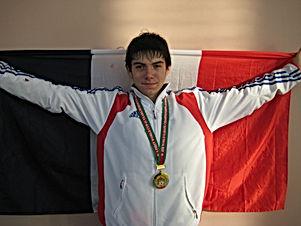 Steven BALZAN CHAMPION DU MONDE POUR TV