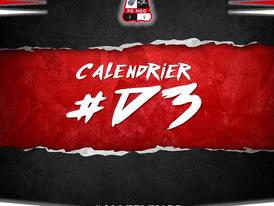 Calendrier D3