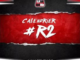 Calendrier Championnat R2