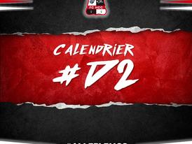 Calendrier D2