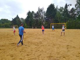 Beach soccer pour nos jeunes