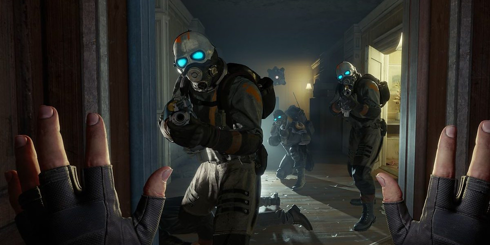 Gratis spillkveld: Half-Life Alyx