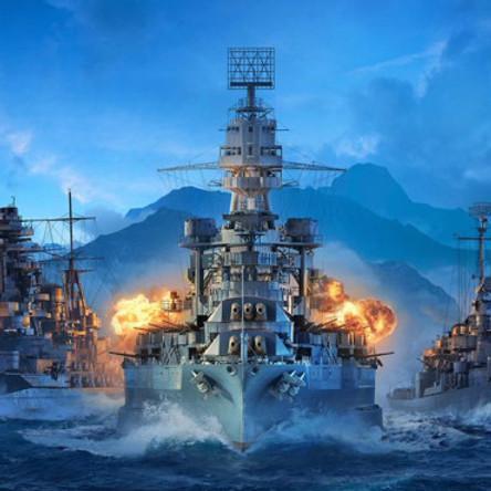 Konkurranse: World of Warships