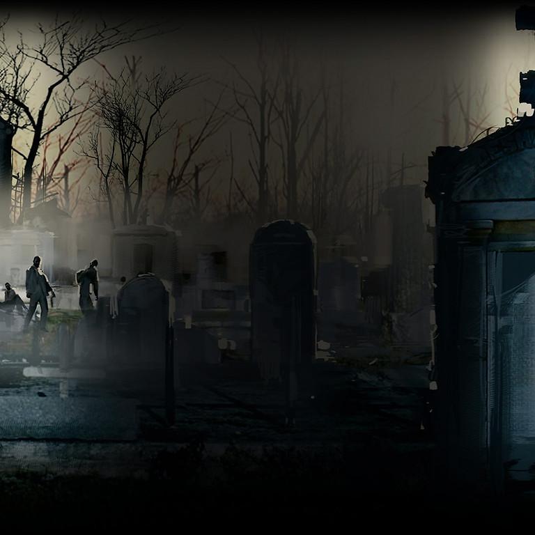 Konkurranse: Zombier angriper Fantofthallen (L4D2)