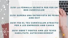 """""""Comença el 2021 amb les formacions online del SEOVT  i prepara't per trobar feina"""""""