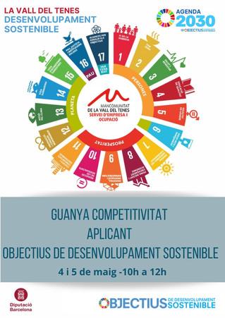 Guanya Competitivitat aplicant Objectius de Desenvolupament Sostenible