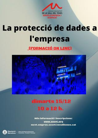 LA PROTECCIÓ DE DADES A L'EMPRESA