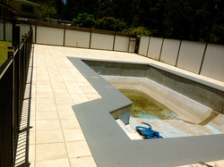 Coffs Harbour Pool Surrounds