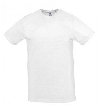 SOL'S Unisex Sublima White T-Shirt