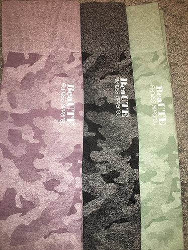 Camouflage Seamless Leggings