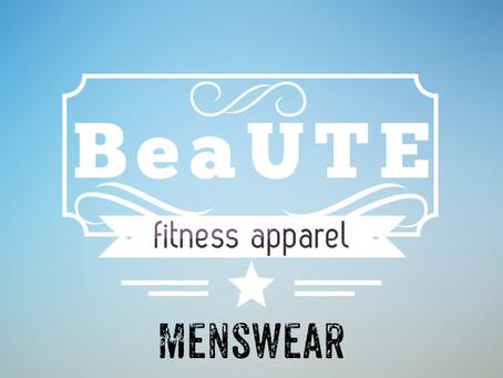 BeaUTE fitness apparel Menswear