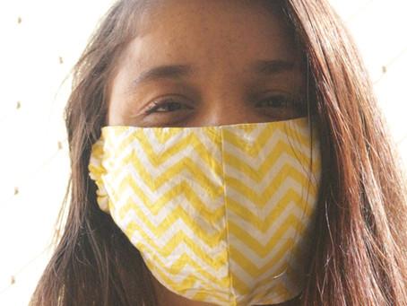 UPDATE: mondmaskers bij Vormingplus