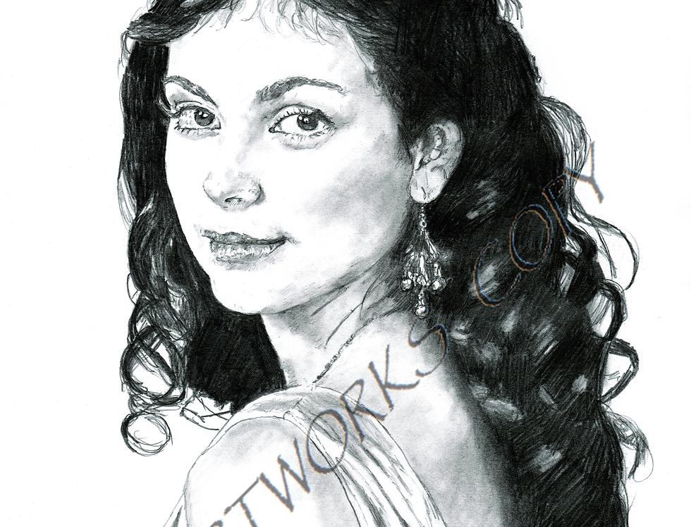 Firefly Inara Serra Morena Baccarin