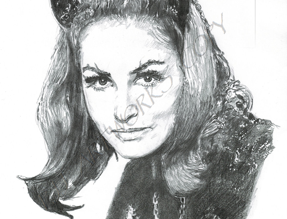 Julie Newmar as Cat Woman