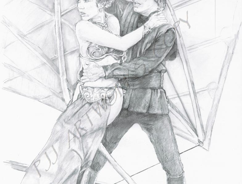 Luke & Leia