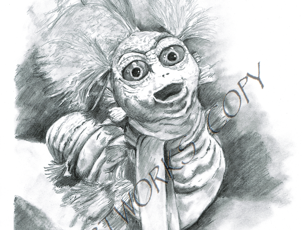 Labyrinth the Worm