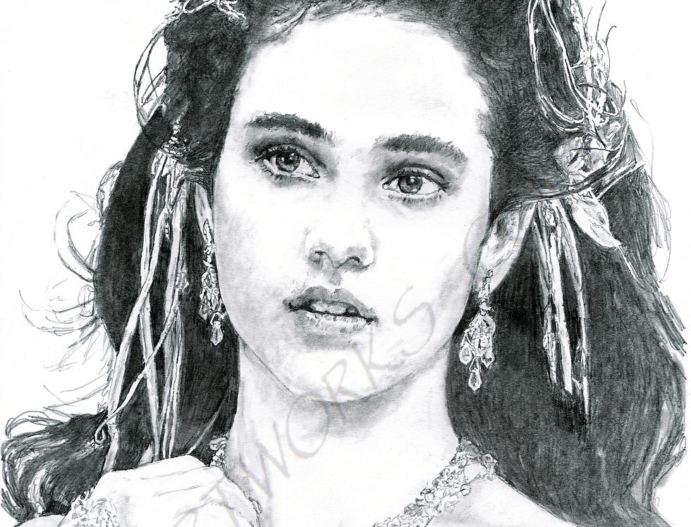 Sarah from Labyrinth
