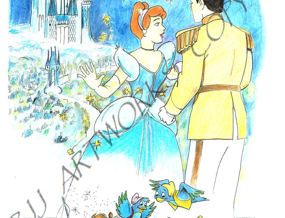 Cinderella colour