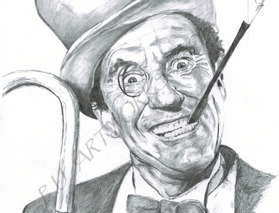 Burgess Meredith as the Penguin