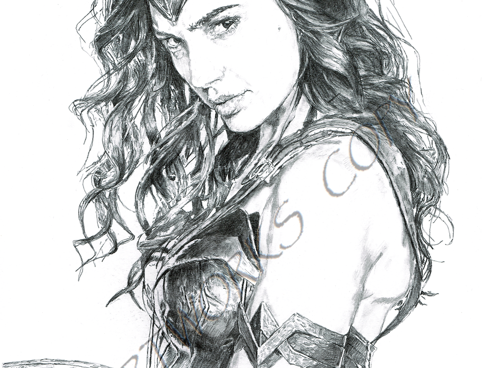 wonder woman gal 2