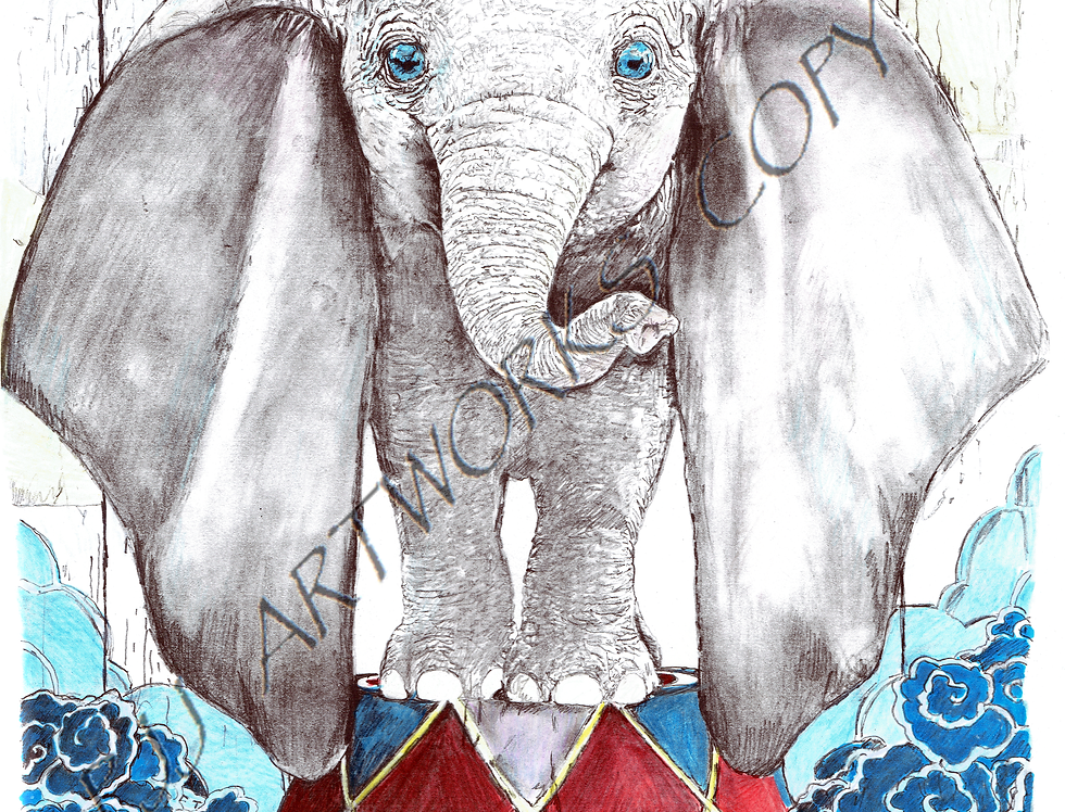 DUMBO 2019 colour