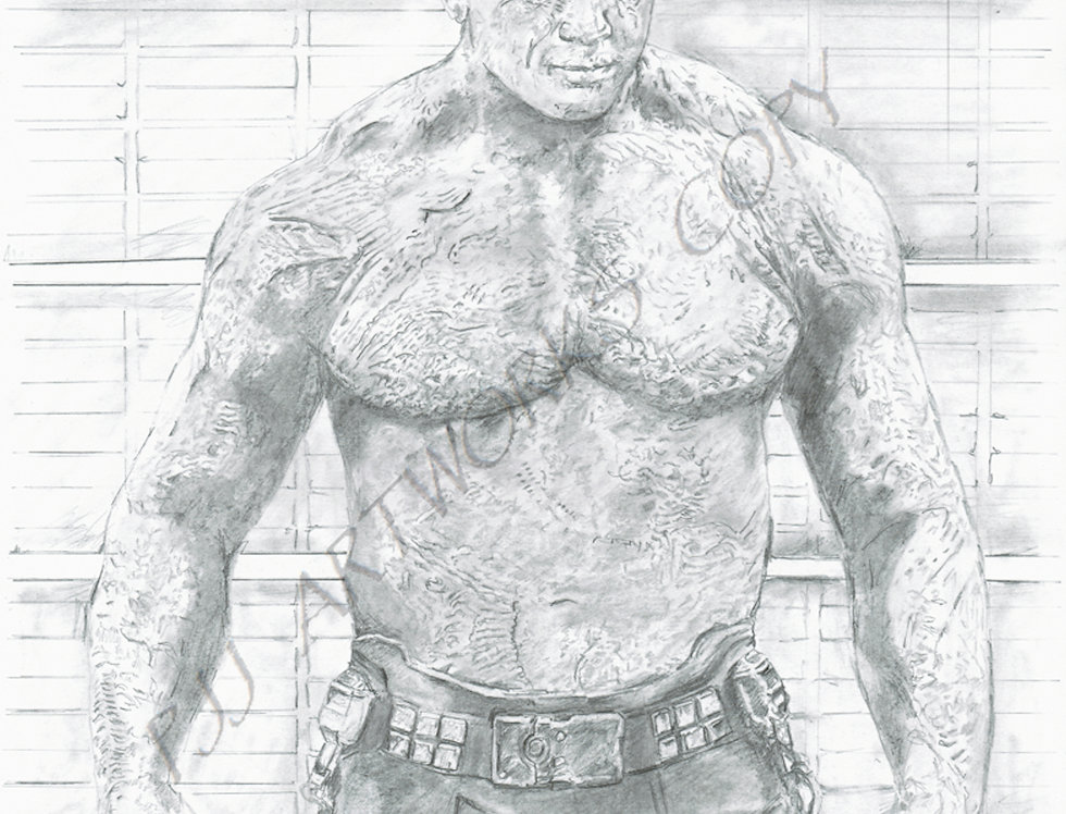 Drax the Destroyer, Dave Bautista