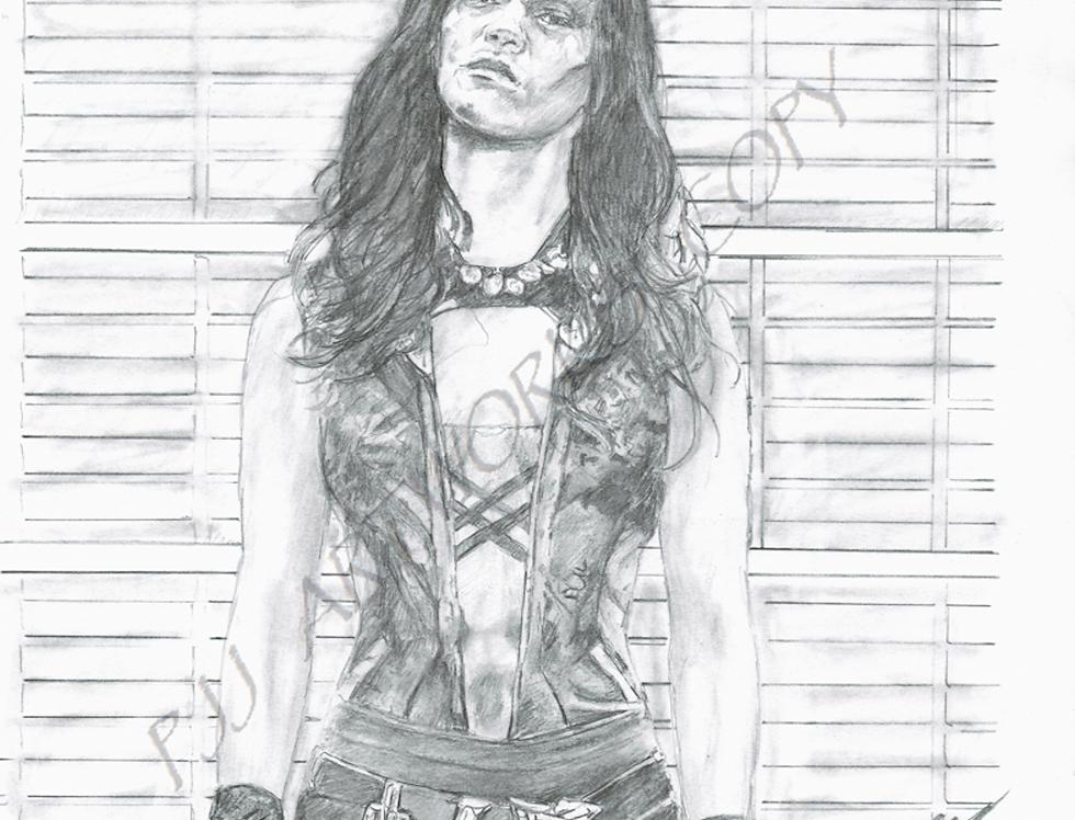 Gamora,  Zoe Saldana