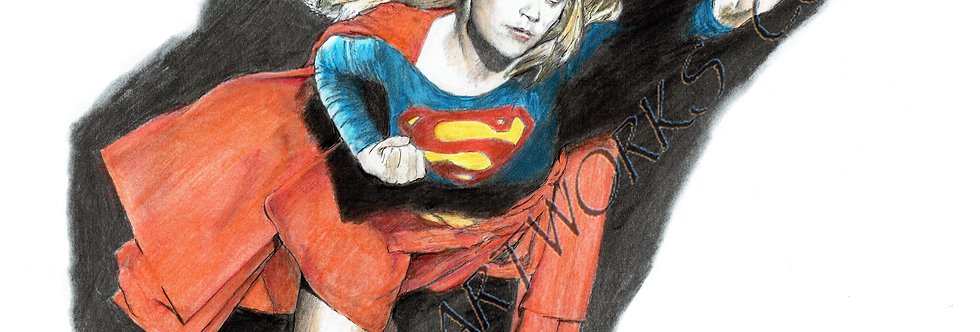 SUPERGIRLHellen Slater colour
