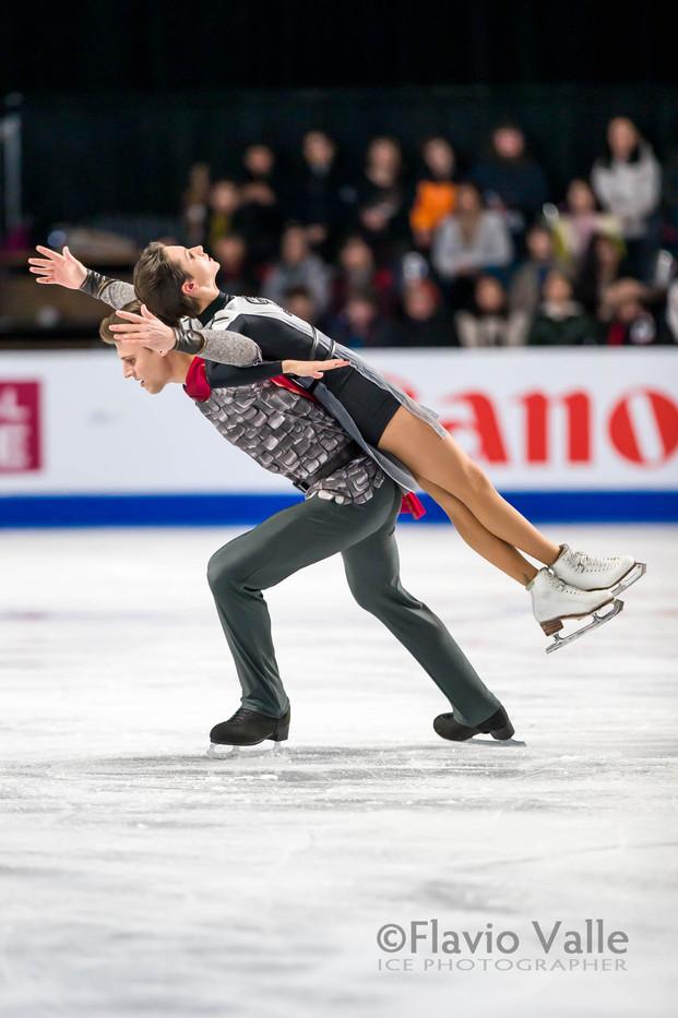 Natalia ZABIIAKO / Alexander ENBERT