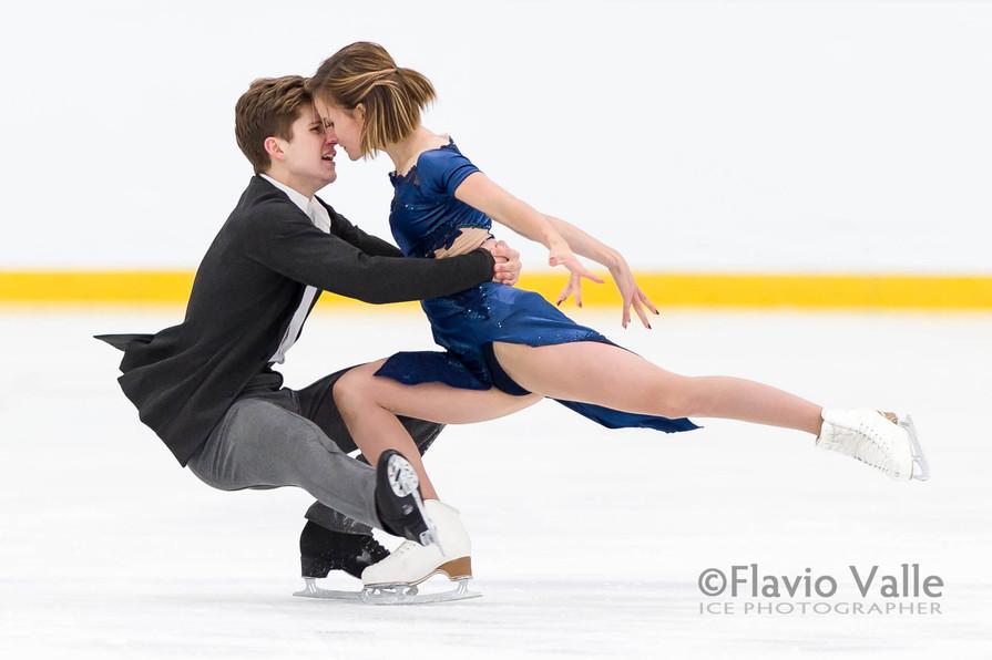 Carolane SOUCISSE / Shane FIRUS