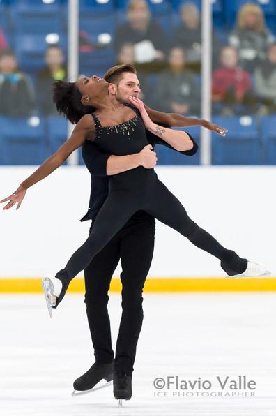 Vanessa JAMES / Morgan CIPRES