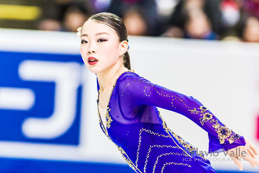 Rika KIHIRA (JPN)