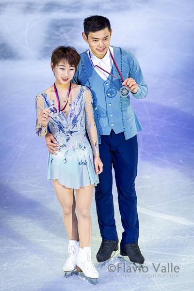 Cheng PENG - Yang JIN (CHN)