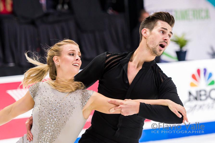 Madison HUBBELL / Zachary DONOHUE
