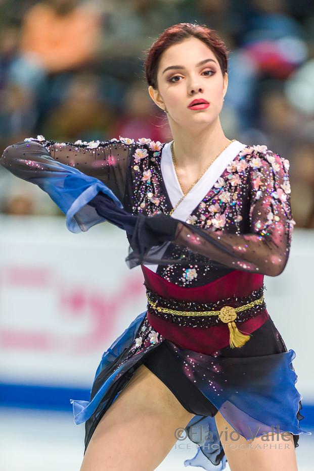 Evgenia MEDVEDEVA (RUS)