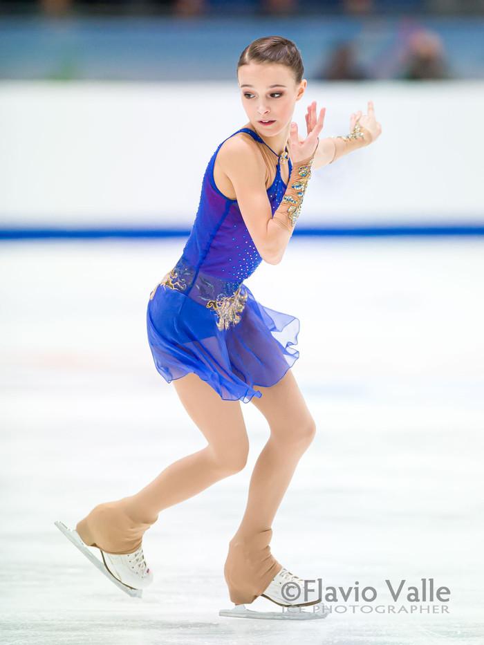 Anna SHCHERBAKOVA (RUS)