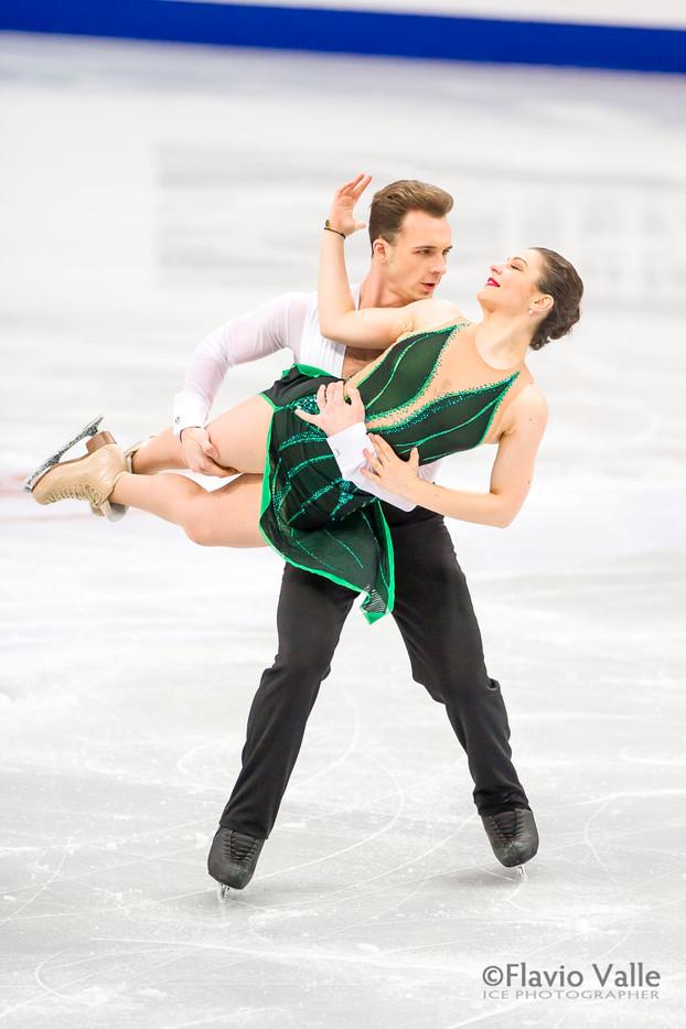 Natalia KALISZEK / Maksym SPODYRIEV
