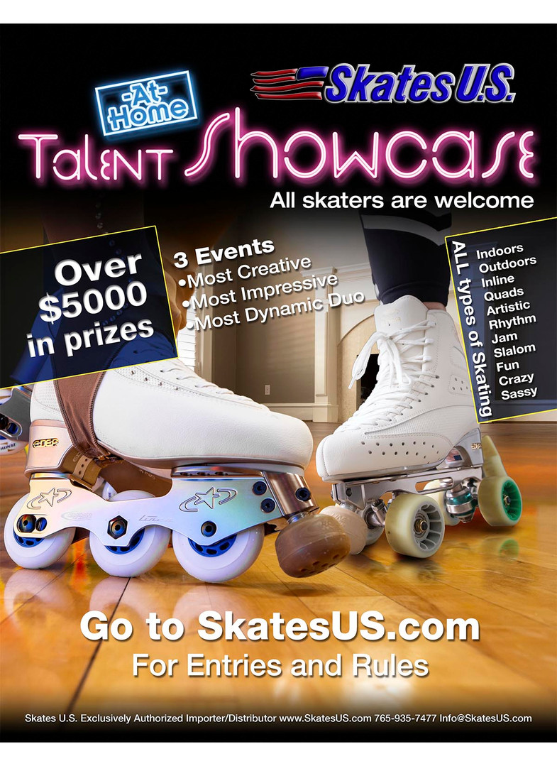 SkatesUS InLine talent showcase