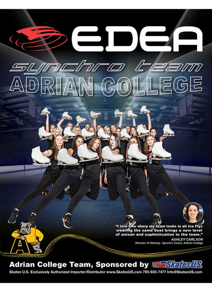 Adrian College Team