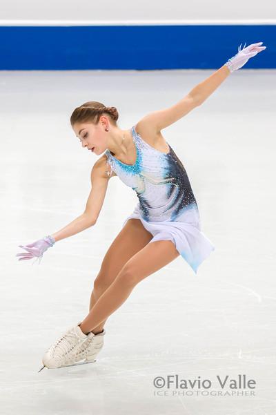 Alena KOSTORNAIA (RUS)